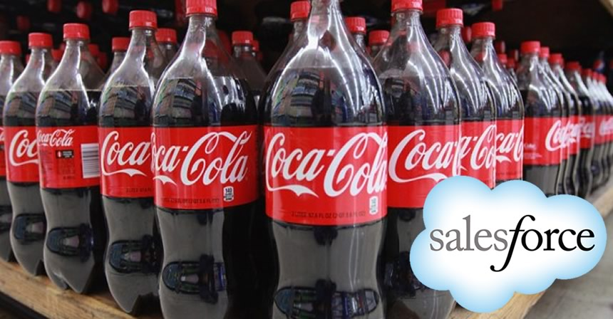 Coca Cola UK Salesforce